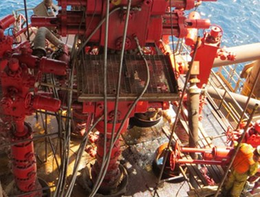 South Pars Oil Layer